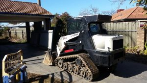 Excavation wodonga, Excavation Albury, back yard leveling