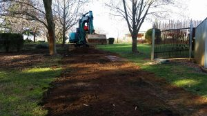 septic absorption trenches, plumbing issues, septic works, plumbing repairs