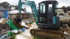 Rubbish removal wodonga , clean ups, site clean up